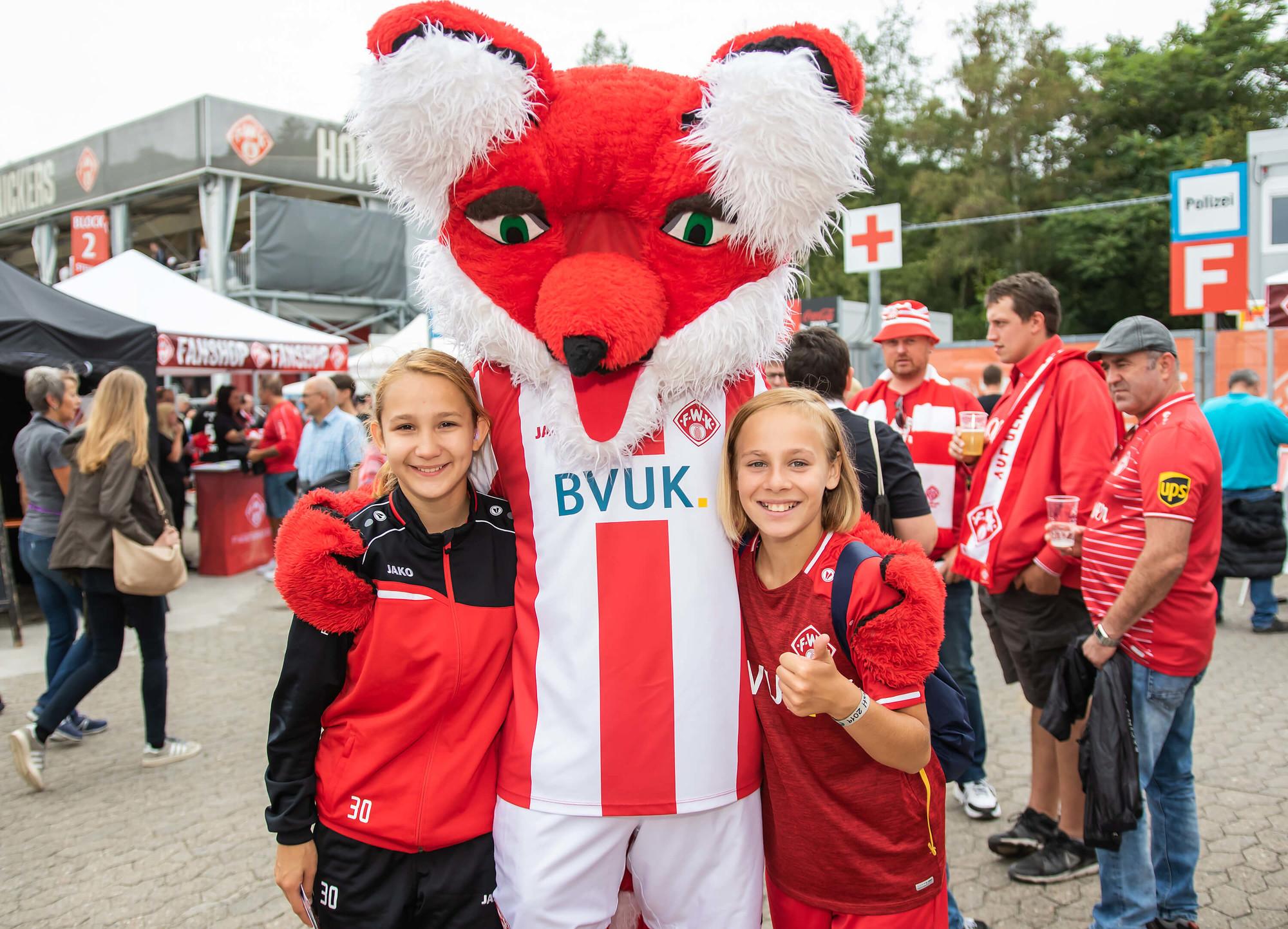 Tickets Würzburger Kickers